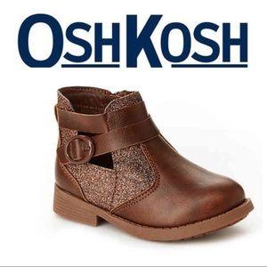 NWT OshKosh Girls Ankle Boots